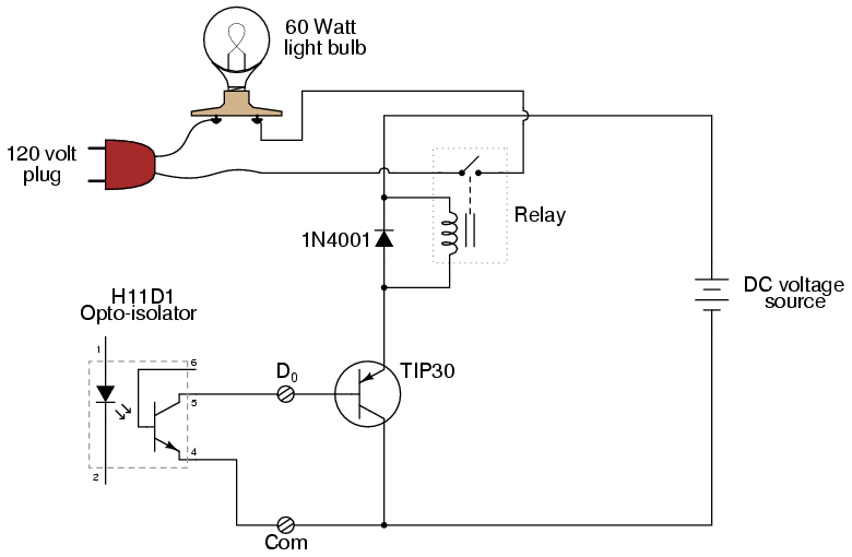 Relay Wiring Examples - DIY Enthusiasts Wiring Diagrams •